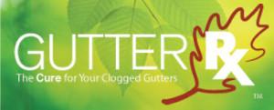 image of gutter rx logo